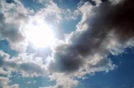 Previsão do tempo para sábado é de dia ensolarado e chuva no fim do dia
