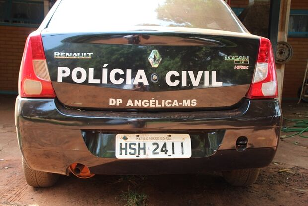 Polícia Civil de Angélica investiga suposto estupro de jovem