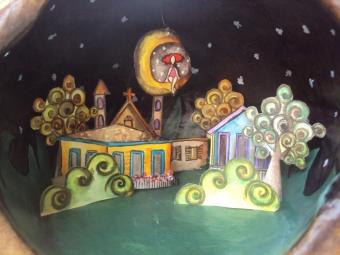 Exposição Meninicies  começa na  terça-feira na Morada  dos Baís