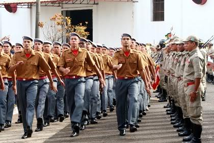 Governo convoca mais 156 candidatos dos concursos da Polícia Militar e dos Bombeiros
