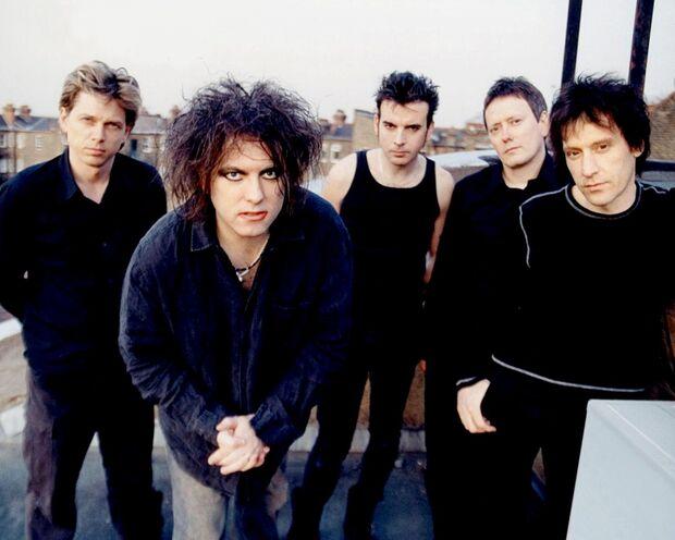 The Cure lançará novo disco de inéditas este ano