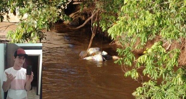 Corpo de jovem desaparecido é encontrado no rio Ivinhema