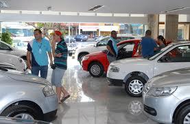 Estoque nas concessionárias estimulam vendas de carros em janeiro