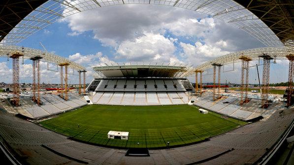 Obras da Copa do mundo ainda não terminaram e podem custar R$ 30 bilhões