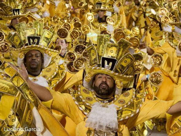 Mocidade Alegre é a tricampeã do Carnaval de São Paulo 2014