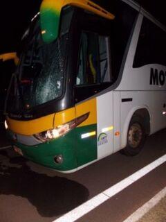 Homem é atropelado por ônibus em Bataguassu