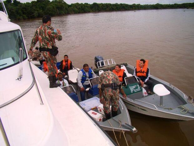 PMA se prepara para combater pesca ilegal no Estado durante a Piracema