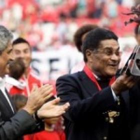 Ídolo português, Eusébio morre aos 71 anos
