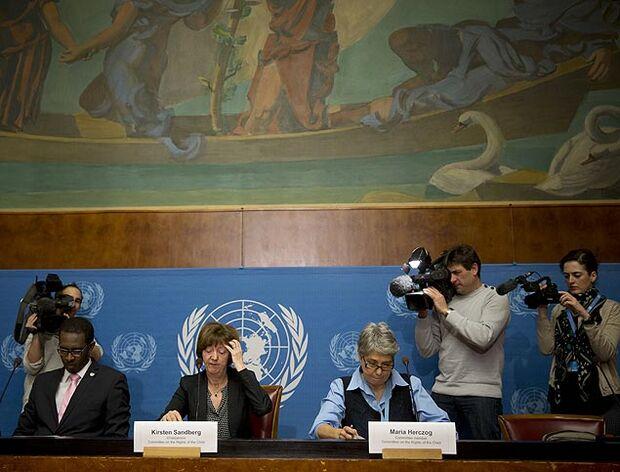 ONU pede ao Vaticano que denuncie pedófilos à justiça