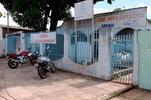 Péssima estrutura de posto revolta população no Nhanha