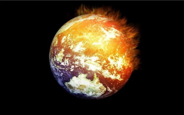Ano de 2013 foi 6º mais quente desde meados do século XIX