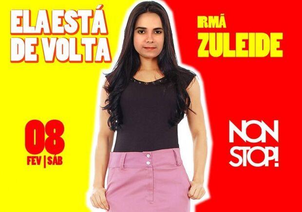 Irmã Zuleide volta a discotecar pela terceira vez em Campo Grande