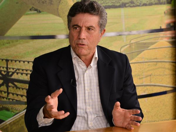 Murilo Zauith é candidato ao governo, mas de olho no Senado