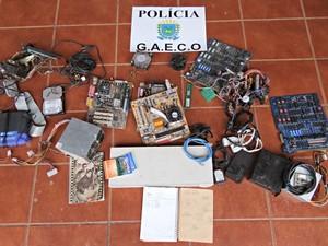 Operação Gato Preto cumpre mandados de busca e apreensão na Capital e Ponta Porã