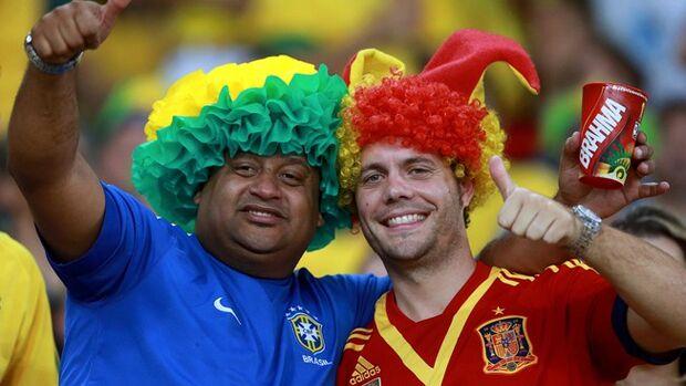Sorteio da Fifa destina ingressos para a Copa de 2014