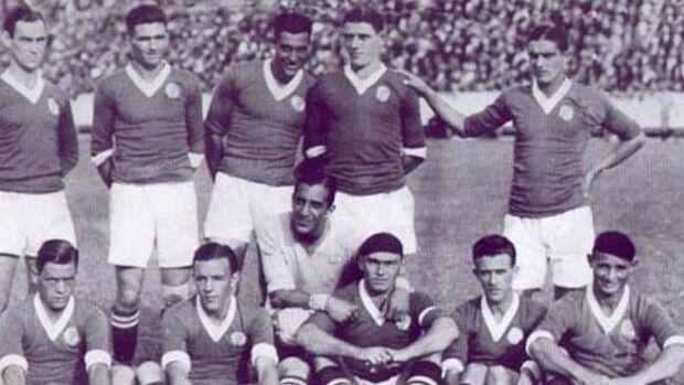 Há 80 anos, goleada por 8 a 0 do Palmeiras derrubou presidente do Corinthians