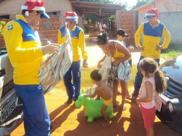 Começa hoje a Campanha Papai Noel dos Correios