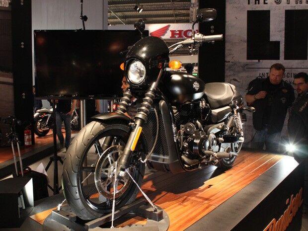 Harley-Davidson lança seu modelo mais acessível, que virá ao Brasil