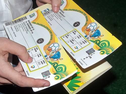 Nova fase de venda de ingressos para a Copa não terá bilhetes para final e abertura
