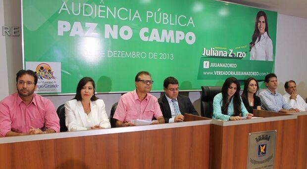 Funai  declina convite e não participa de audiência pública sobre Paz no Campo