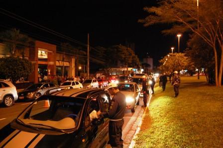Blitz na Afonso Pena registra 147 infrações em uma das principais avenidas da Capital