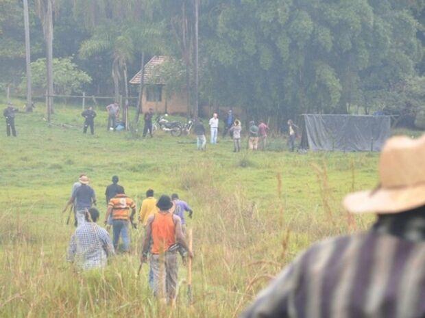 Projeto pede aprovação de indenização para proprietários de terras invadidas