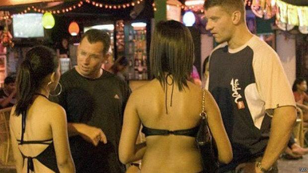 Reino Unido lança campanha contra prostituição infantil na Copa do Brasil