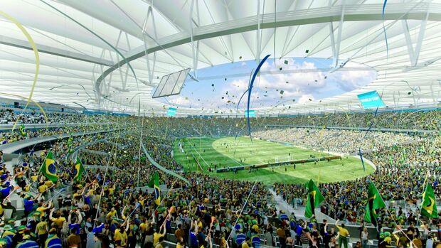 Fifa admite que Copa de 2014 pode não ser a mais verde