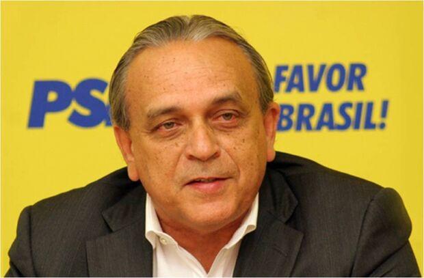 Morre ex-presidente nacional do PSDB deputado Sérgio Guerra