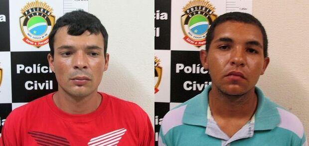 DENAR prende acusados de tráfico e fecha ponto de drogas no Guanandi