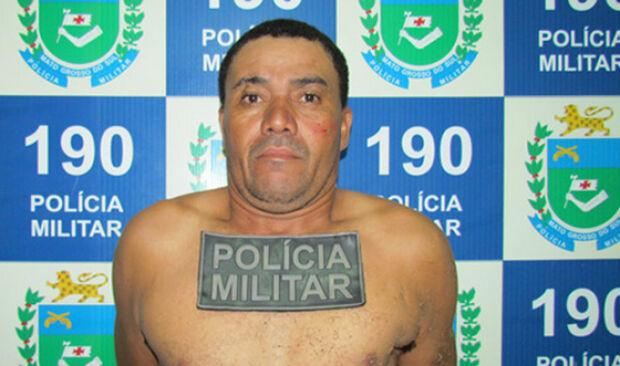 Padrasto acusado de esfaquear enteada é preso em Três Lagoas