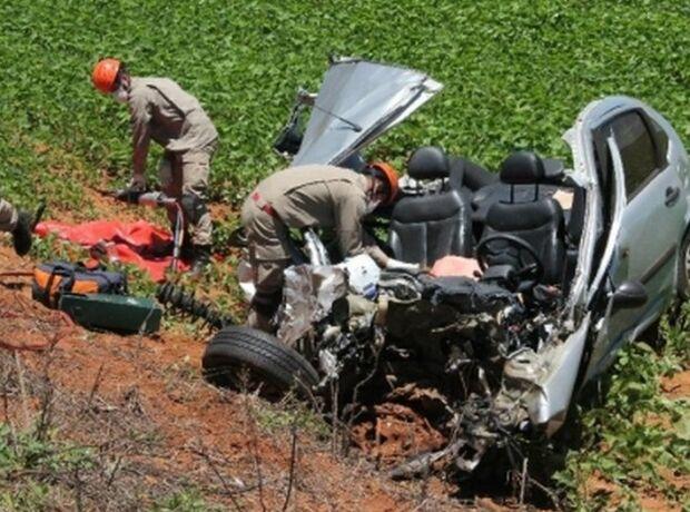 Acidente na rodovia MS-306 mata advogada