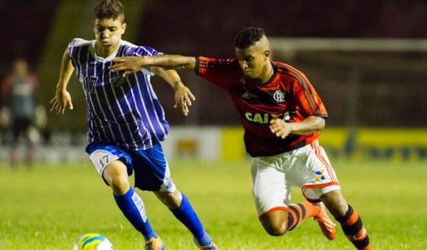 Aquidauanense surpreende e segura empate com o Flamengo na Copa São Paulo Futebol Junior