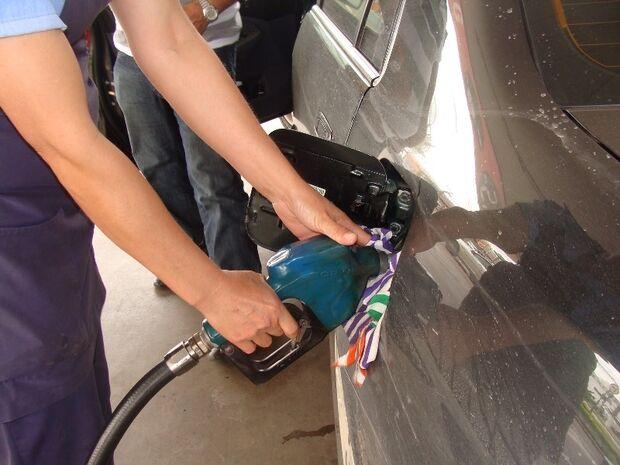 Petrobras coloca no mercado gasolina menos poluente