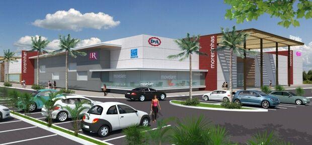 Construção de shopping completo nas Moreninhas depende do Poder Público, afirma empresário
