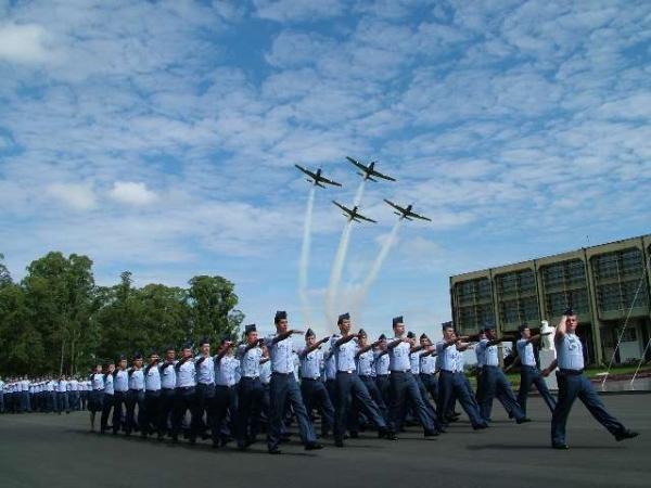 FAB abre 154 vagas para o Curso de Formação de Sargentos