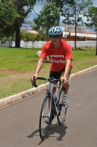 Douradense de 18 anos completa prova de Bike Sebring  nos Estados Unidos