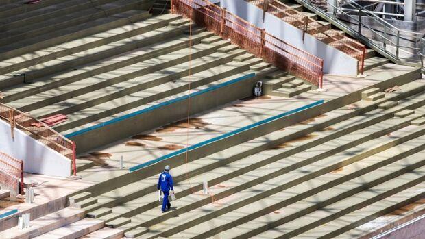 Governo de MT remarca pela quarta vez inauguração do estádio Arena Pantanal