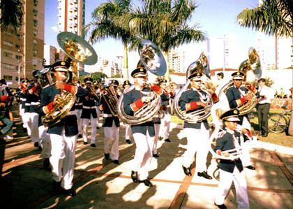 Campo Grande recebe circuito estadual de bandas e fanfarras