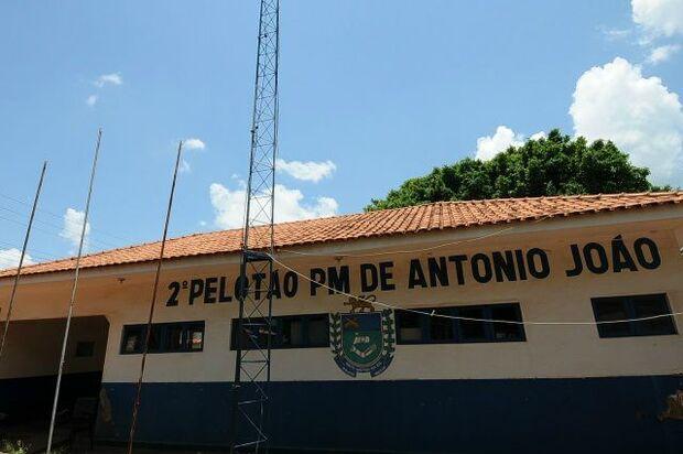 Membros da quadrilha que assaltou pelotão em Antônio João são presos em Ponta Porã