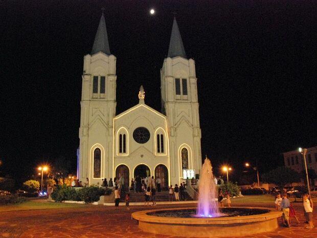 Aquidauana celebra da Dia Imaculada Conceição amanhã