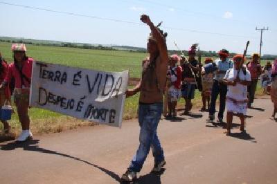 Governo apresenta proposta para solucionar conflitos indígenas em MS