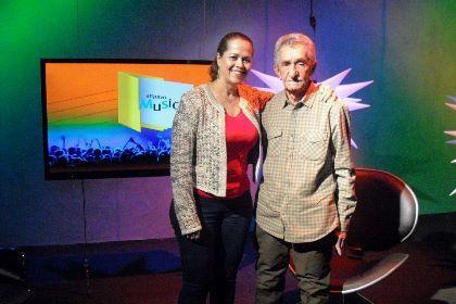 TVE Brasil Pantanal exibe a última entrevista do radialista Juca Ganso