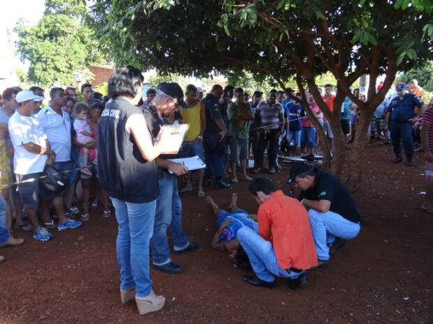 Acusado de matar mãe e filho em Dourados se apresenta à Polícia Civil