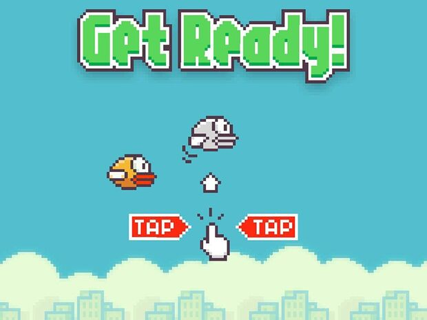 Difícil e simples de jogar, Flappy Birds é a nova febre dos smartphones