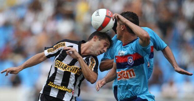 Botafogo perde para Friburguense por 1 a 0