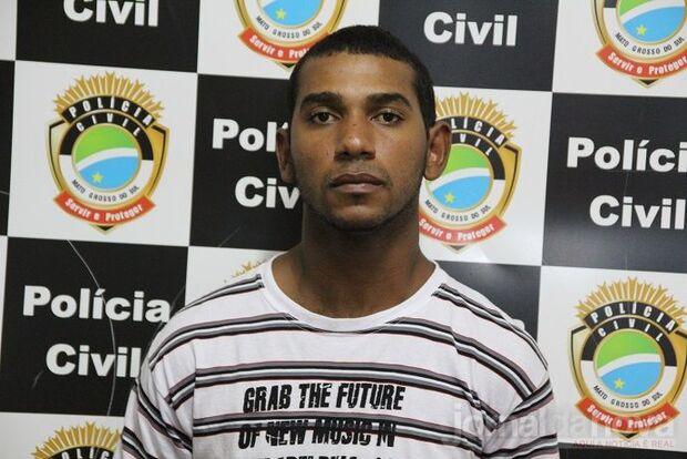 Integrante de quadrilha é flagrado e preso em Novo Horizonte do Sul