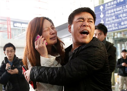 Avião com 239 a bordo caiu no mar, diz Marinha do Vietnã