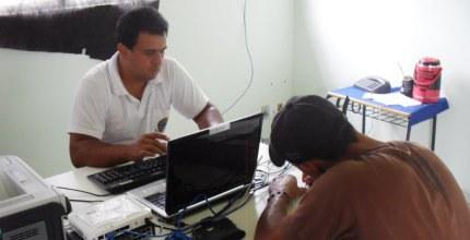 TRE-MS realiza atendimentos itinerantes em Coronel Sapucaia
