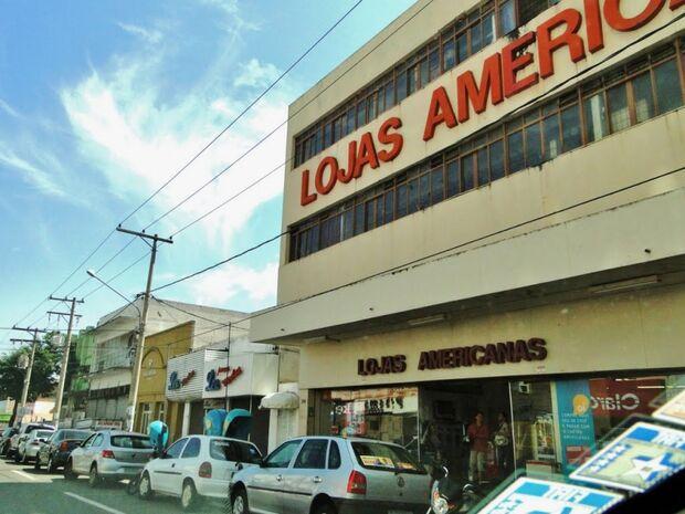 Jovem tentar furtar Lojas Americanas, é perseguido e detido